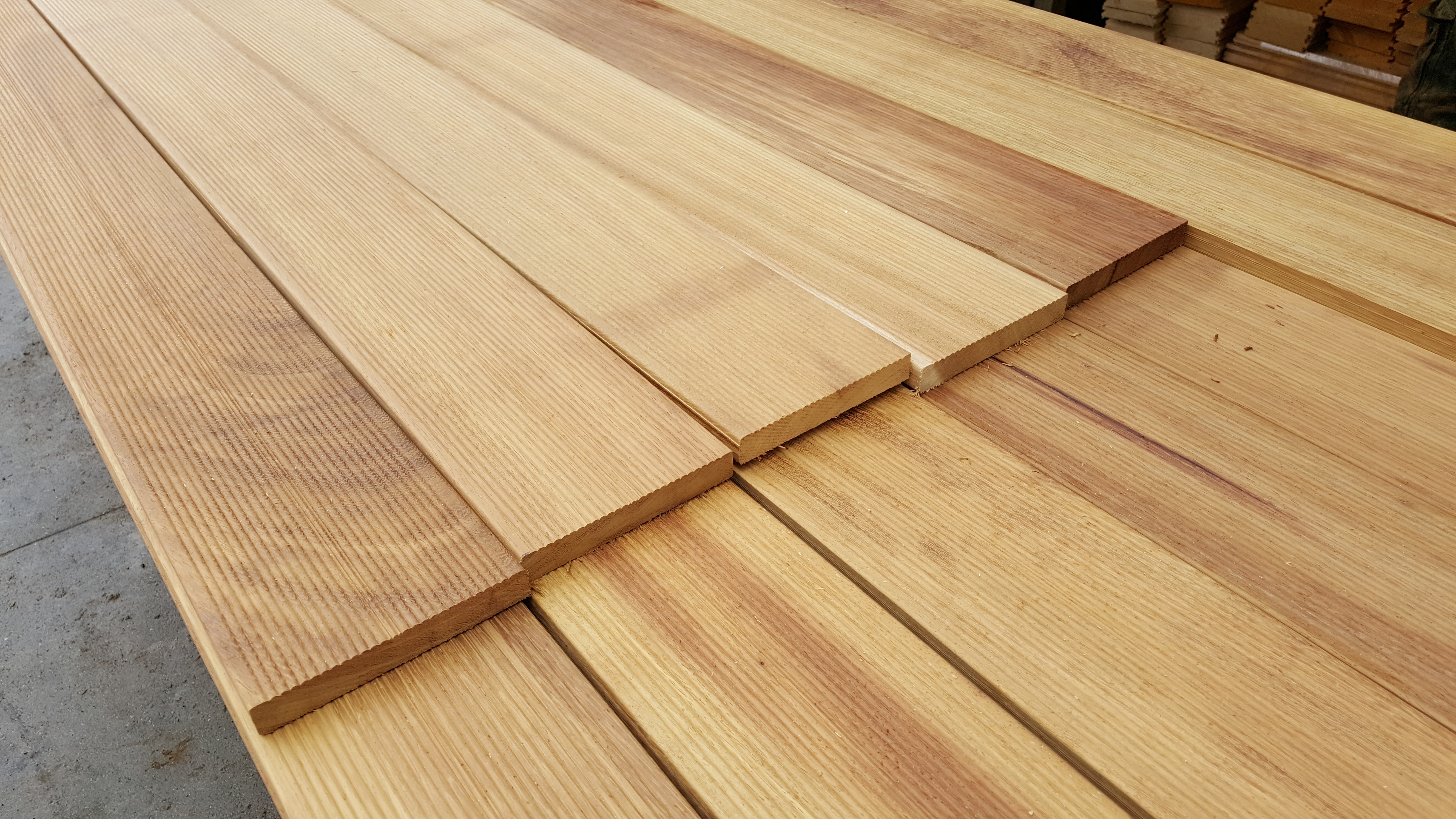Pavimento in legno da esterno decking iroko mm ebay