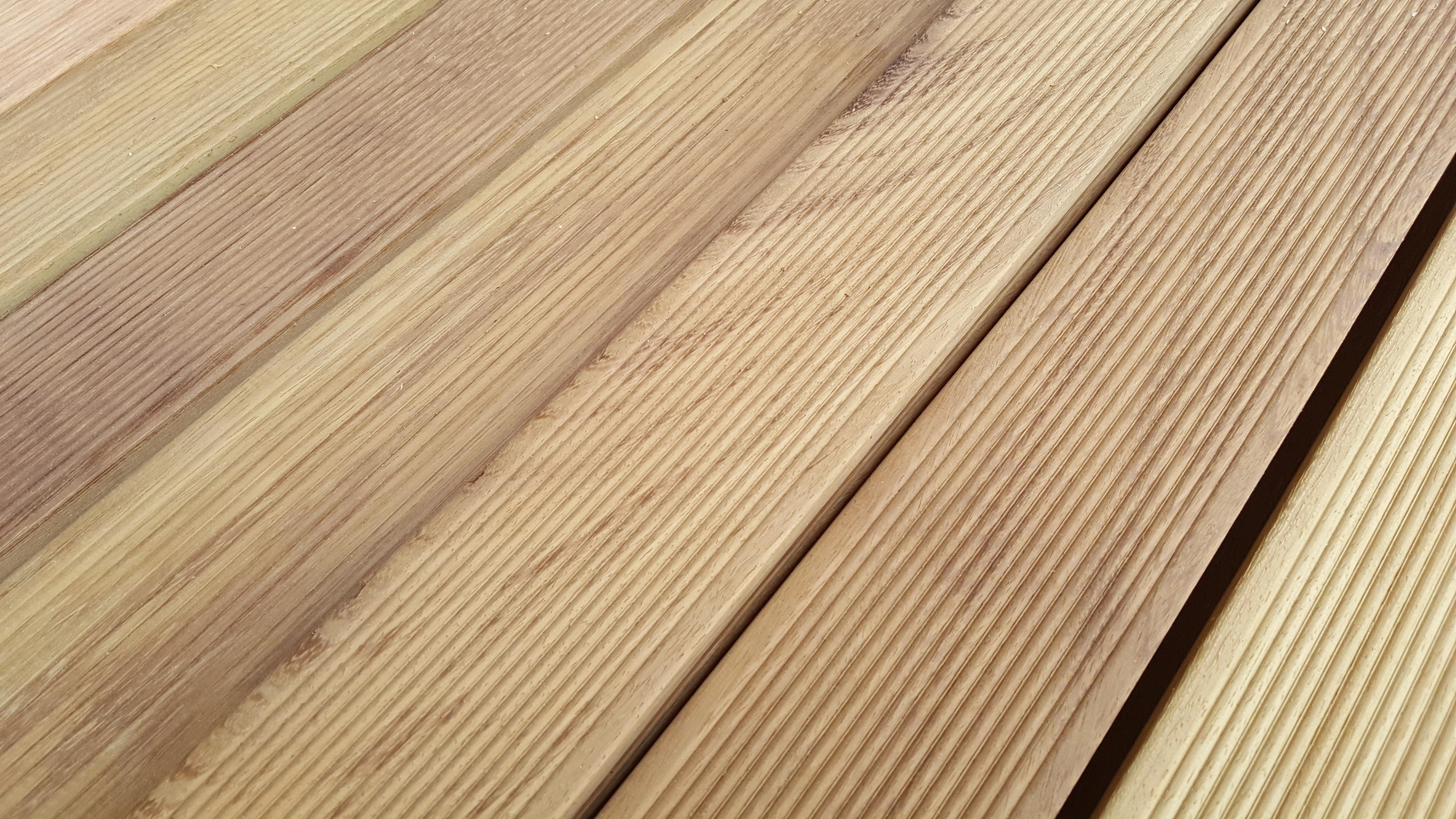 Pavimento in legno da esterno decking iroko mm 20x90 ebay for Pavimenti x esterni ikea