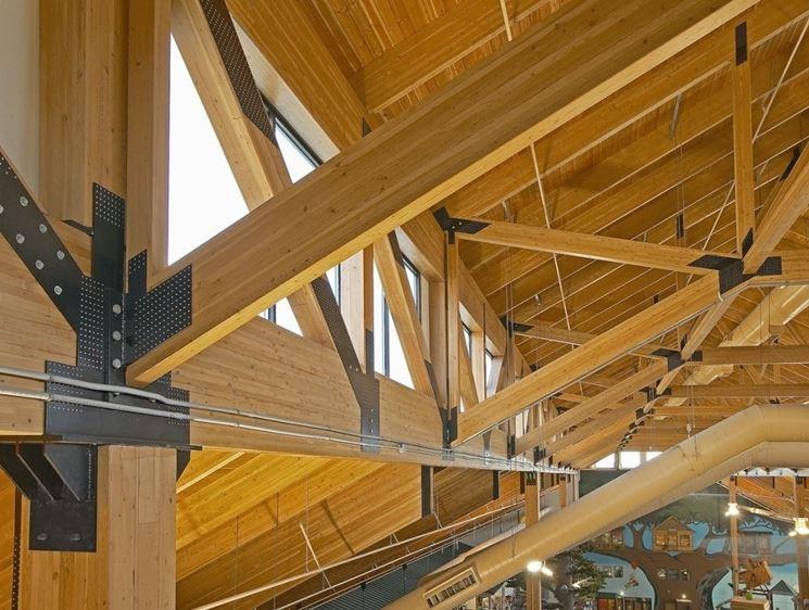 Quanto costano le travi in legno lamellare – Profilati alluminio
