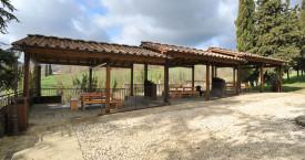 Nuove costruzioni in legno per la Fraternità di Romena
