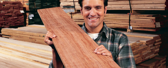 Consigli utili per l'acquisto di tavolame grezzo in legno massello