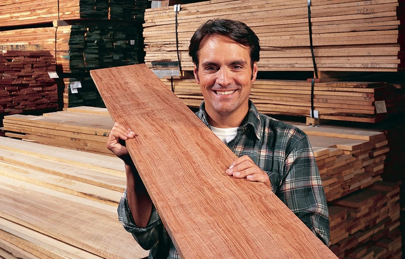 Lavorare Il Legno Grezzo : Consigli utili per l acquisto di tavolame grezzo in legno massello