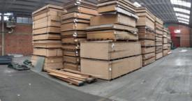 Stock di pannelli in legno a prezzo di realizzo
